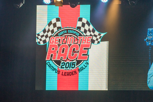 North - Get in the Race Rally 2015