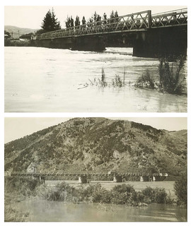 Clutha Floods 1948