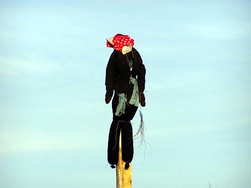 2004 - Pálení čarodějnic