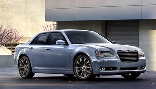 2014 Chrysler 300S - US