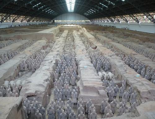CH-Xian-Soldats-Fosse #1 (2)