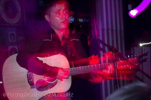 Juan Cirerol & Los Llévame @ Basement