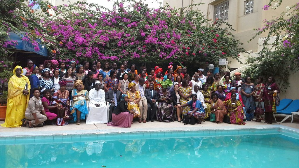 2015-11-18~21 Senegal: ITUC African Women Unionist Academy