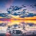 Oijärvi sunset by M.T.L Photography