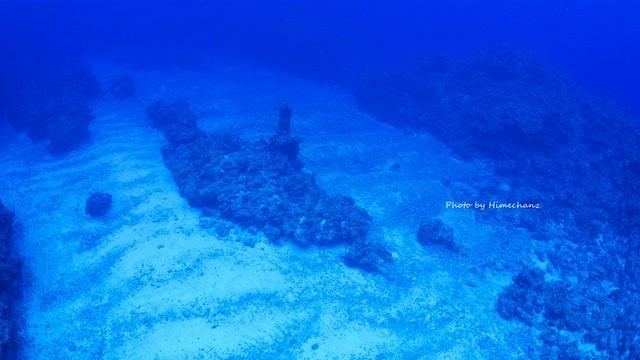 やっぱこの角度と距離だと、潜水艦に見えますねw