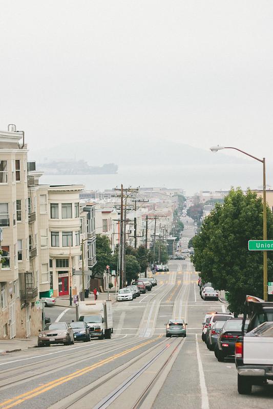 {a day in San Francisco} via chevrons & éclairs