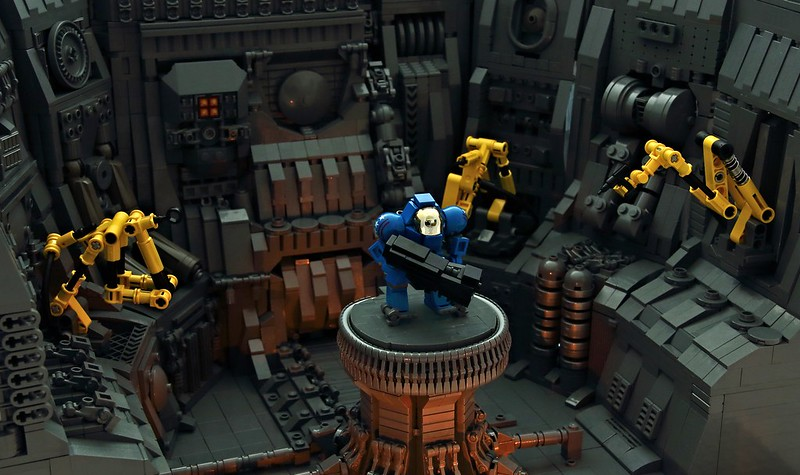 LEGO Starcraft 2 | Hell, It's About Time (2)