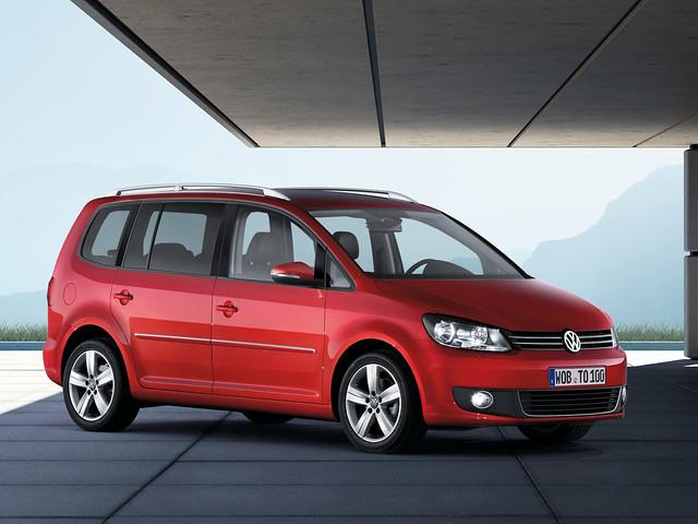 Компактвэн Volkswagen Touran. 2010 – 2015 годы