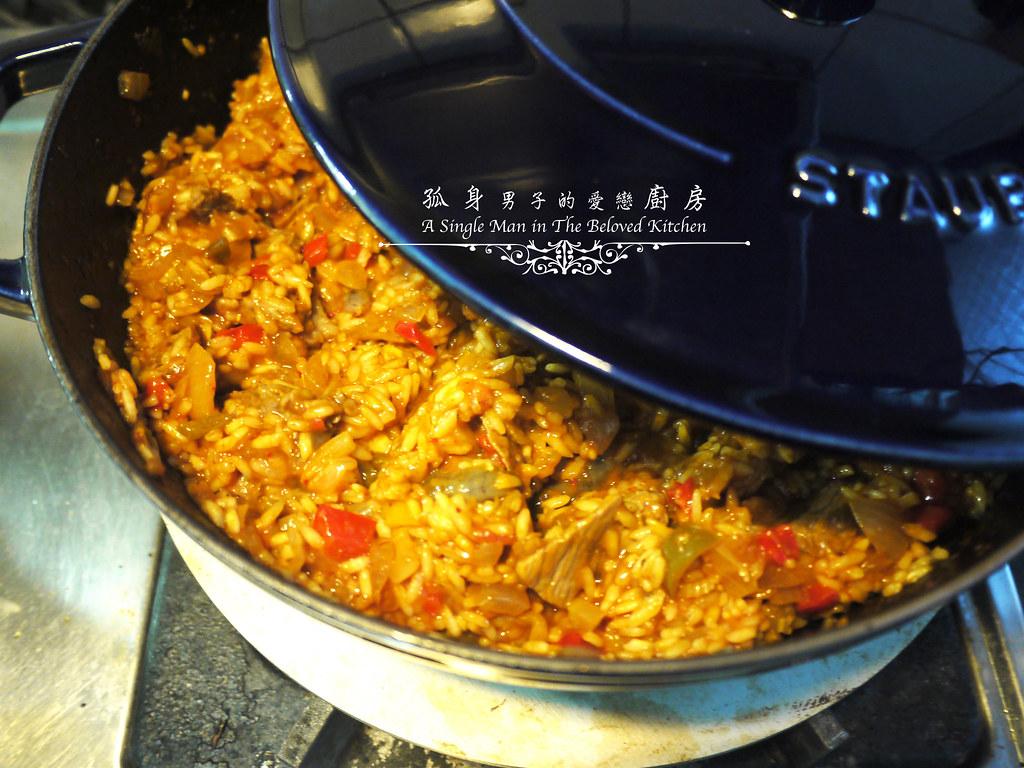 孤身廚房-Jambalaya什錦飯──美國南方多元風情文化融合的經典料理31