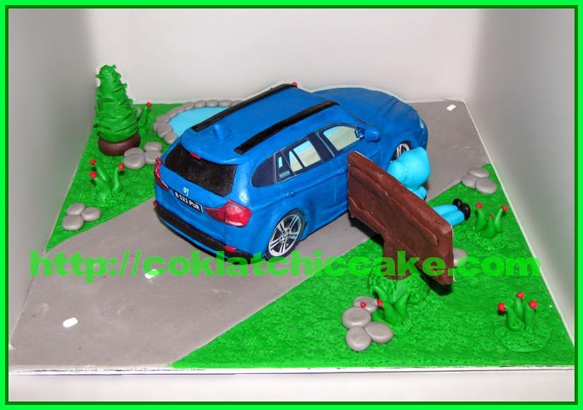 Cake BMW X1