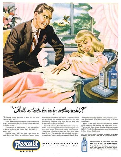 Rexall Drugs - 19470414 Life