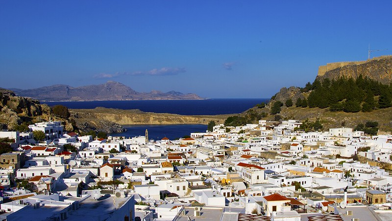 13 Lindos Rhodes Greece