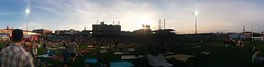 CHS Field panorama during the #CatVidFest