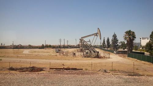 Oil in L.A.