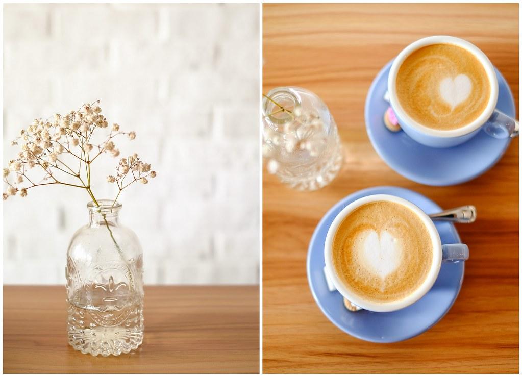 双勺:他们也供应咖啡。vwin体育