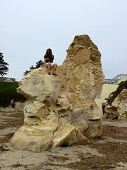 Deniz on the summit!