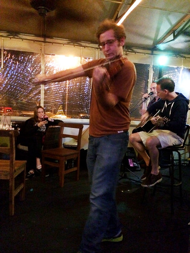 Kevin at Open Mic Tapped (August 24 2014)