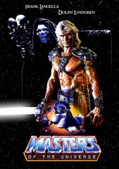 Masters of the Universe (1987) Hindi Dubbed Movie