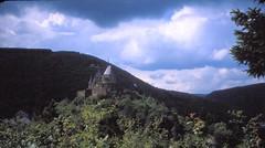 Luxembourg   -   Vianden Castle   -   June 1987