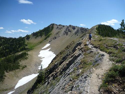 Mt. Aeneas trail
