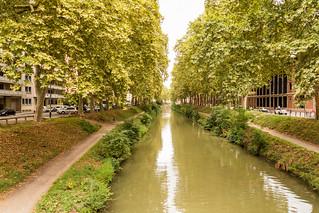 Bilde av Canal de Brienne. france toulouse