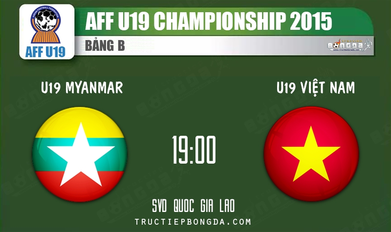 Xem lại: U19 Myanmar vs U19 Việt Nam
