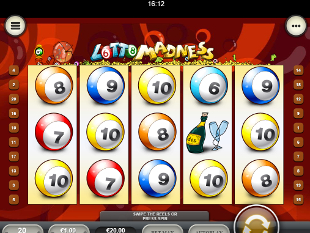 Lotto Madness Mobile slot game online review