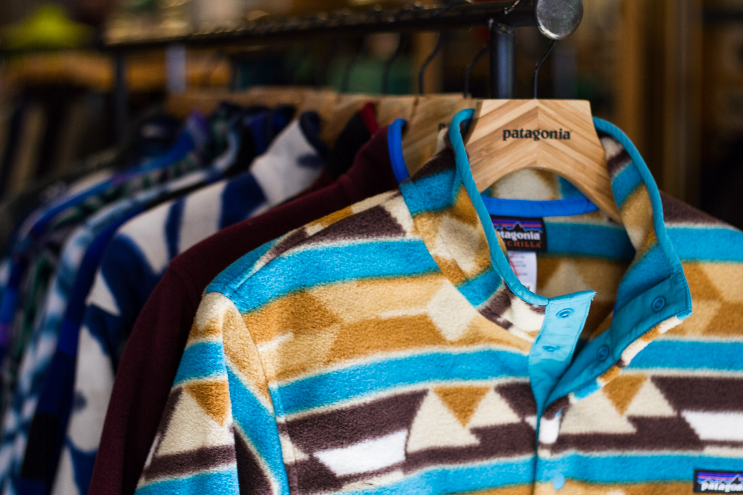 CHICAGO: Patagonia Snap-T Party