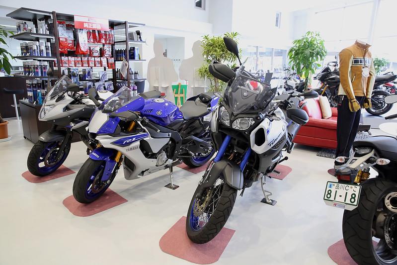 20150917 Motorcycle Shop