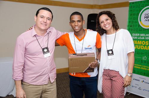 Sorteio - Rondonópolis - 20 de agosto de 2015 - Ciclo MPE.net