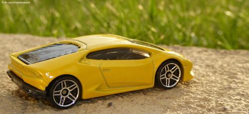 Hot Wheels 2015 - Lamborghini Huracán