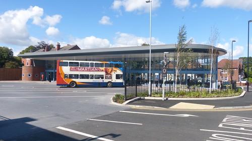 Worksop Bus Station 2