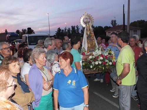Virgen de Castrotierra a la Bañeza