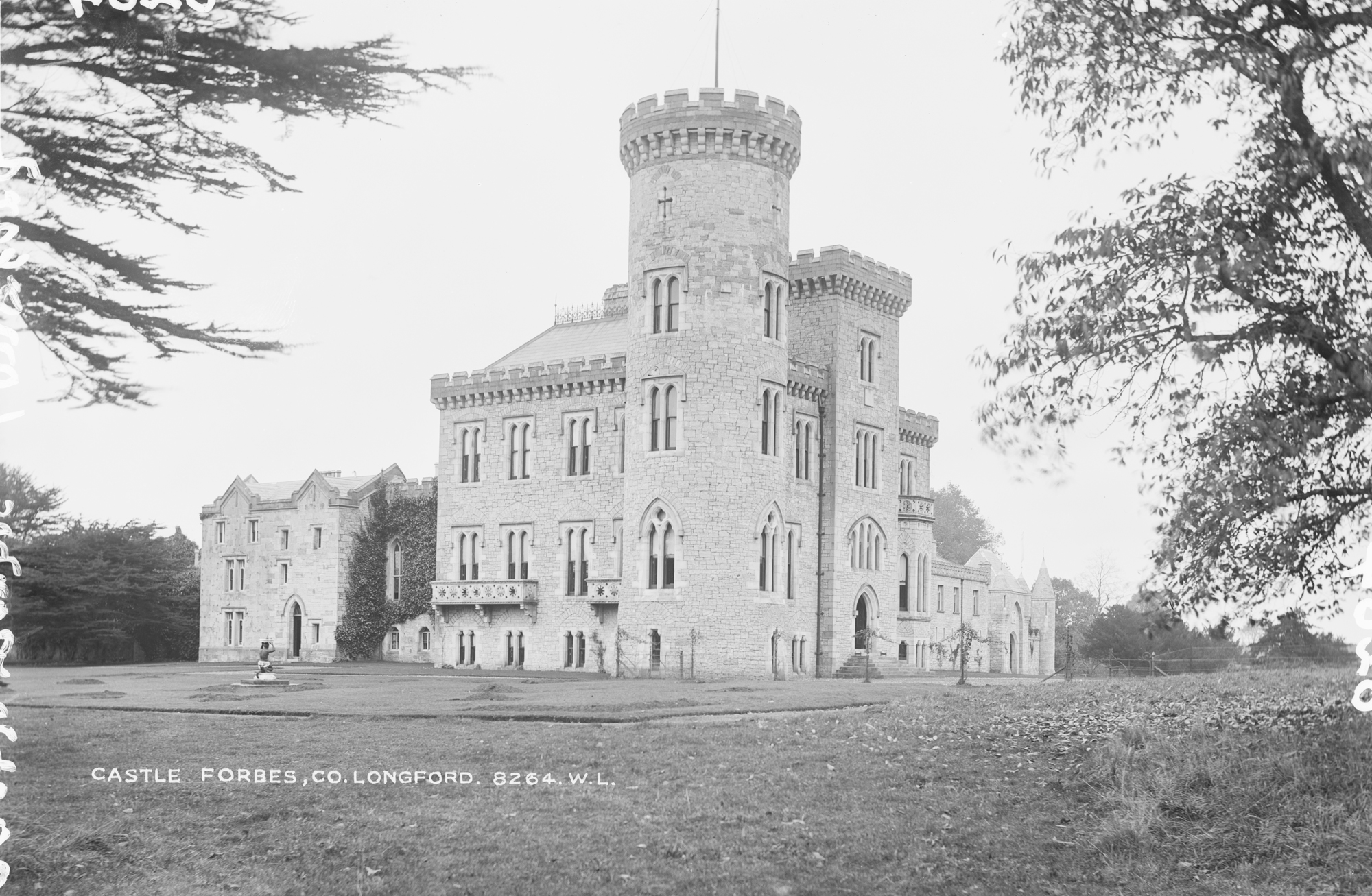 Castle Forbes, Longford, Co. Longford