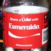 perfect witch name Coke bottle for Halloween by CheshireCat666