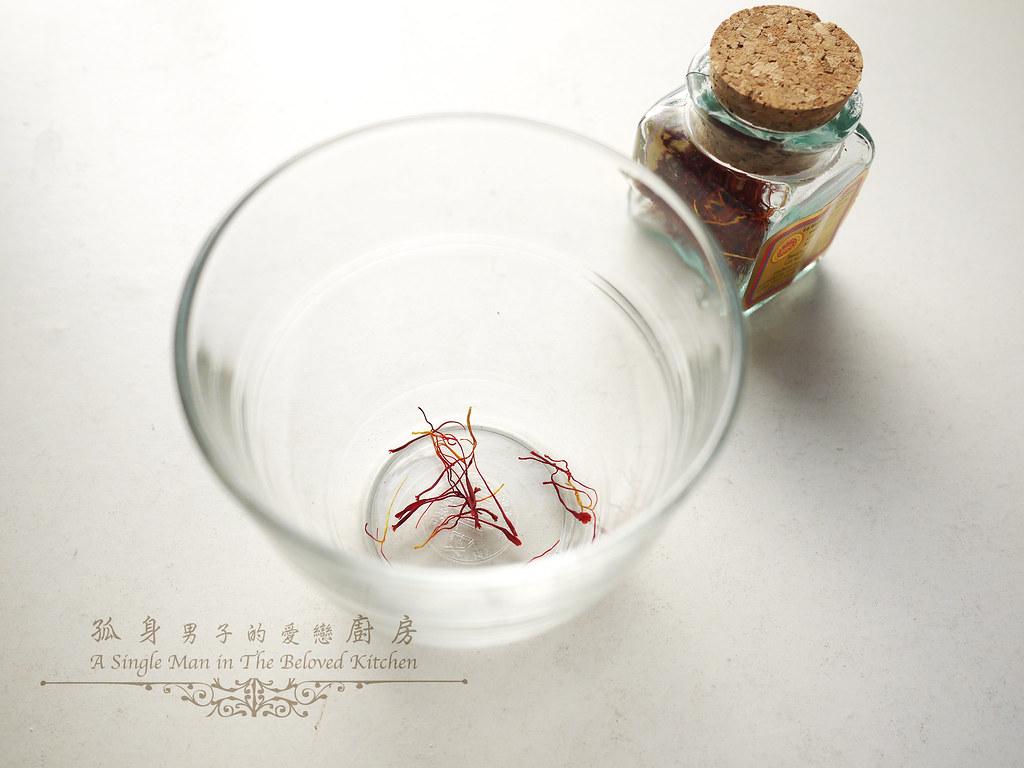 孤身廚房-蕃茄橄欖燴雞肉佐番紅花香米25