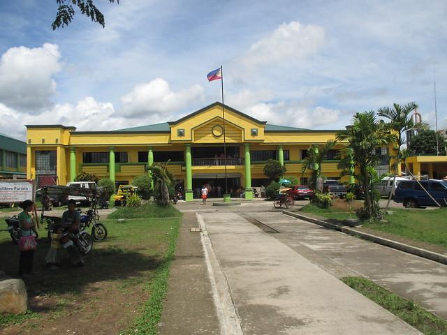 Dagami Municipal Hall