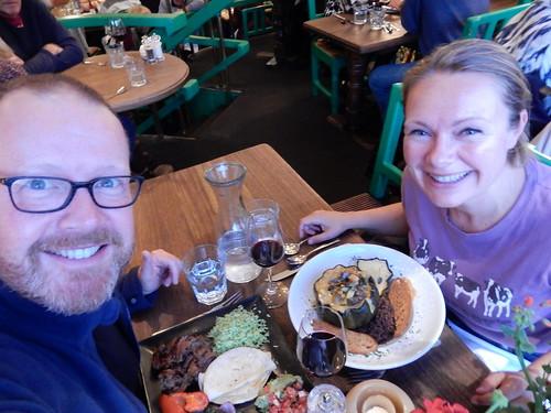 Santa Fe - eten bij Pasquals