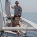 Catamaran trip to Nusa Lembongan by edina.cross