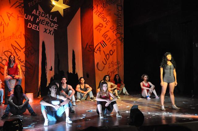 Abdala, Teatro del Viento