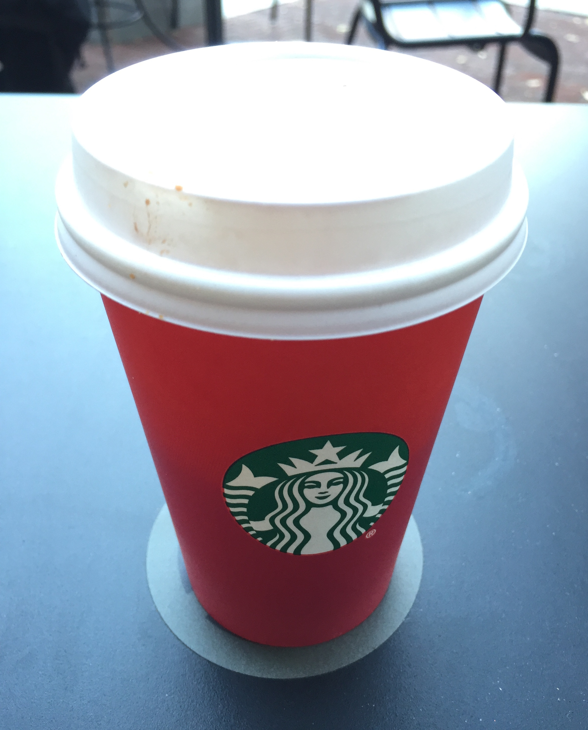 The Controversial Red Cup