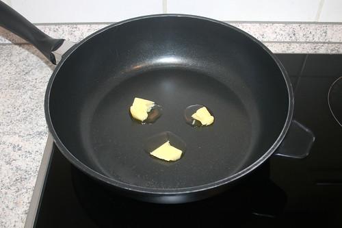 17 - Butterschmalz erhitzen / Heat up ghee