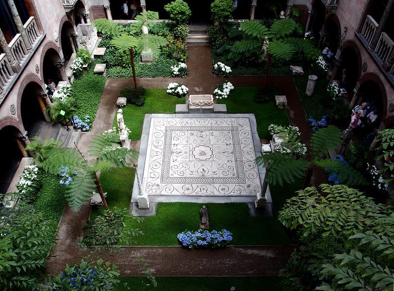 Elizabeth Stuart Gardener Museum