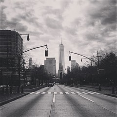 #NYC #oneworldtradecenter #blackandwhitephotography