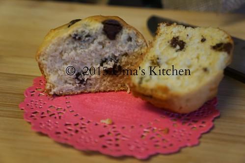Chocolate Chip Muffin 1