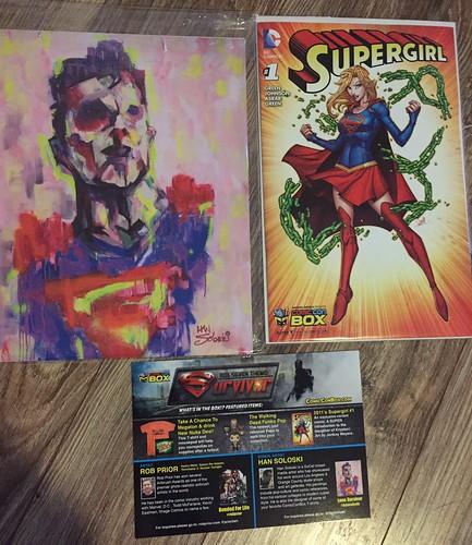 Comic Con Box