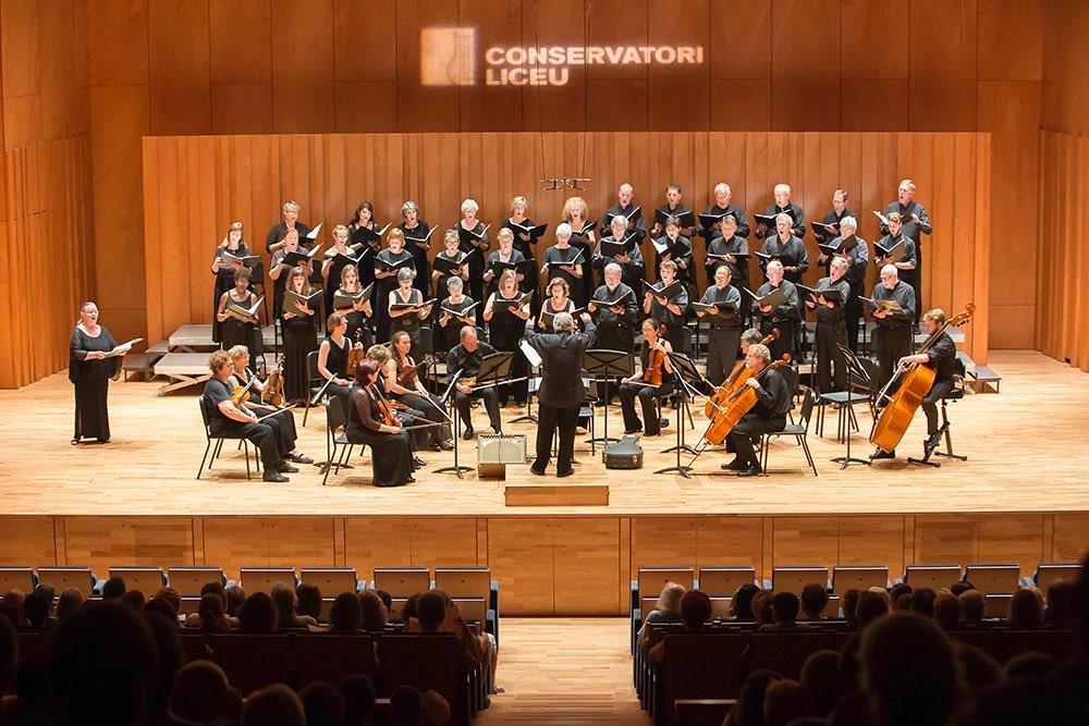 La Jolla Symphony and Chorus 2015 Concert Tour of Spain