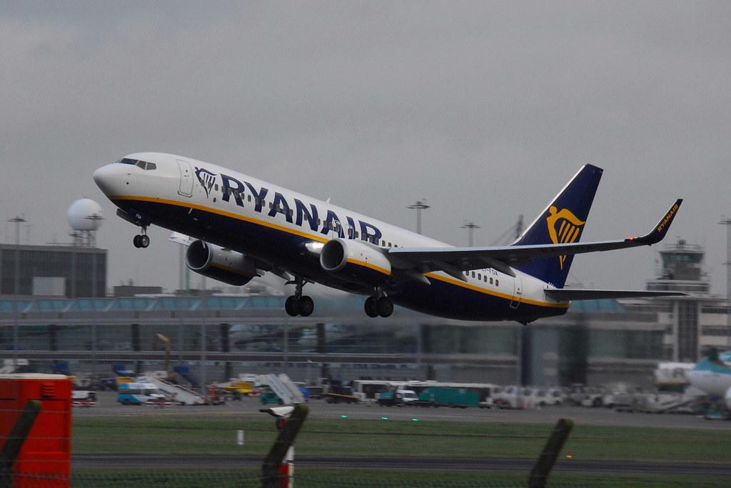 EI-FOA - B738 - Ryanair
