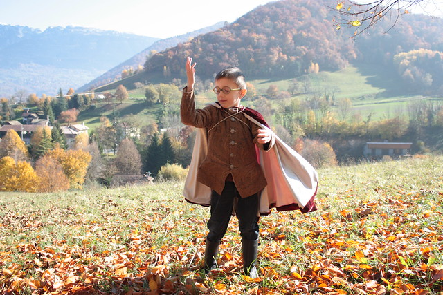 Prince Charmant, costume d'enfant