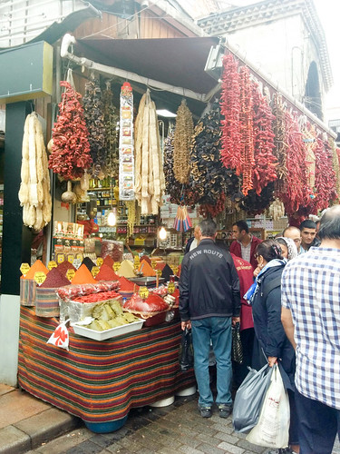 spice market booth